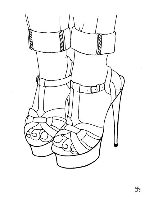 Chaussures à talons - I
