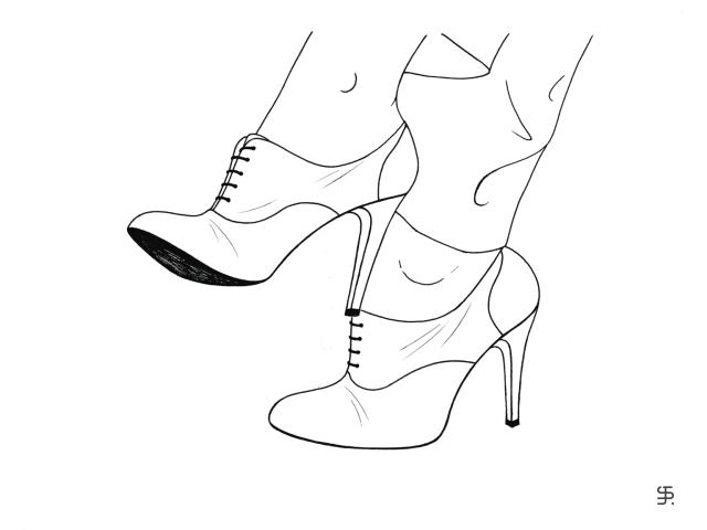 Chaussures à talons - II
