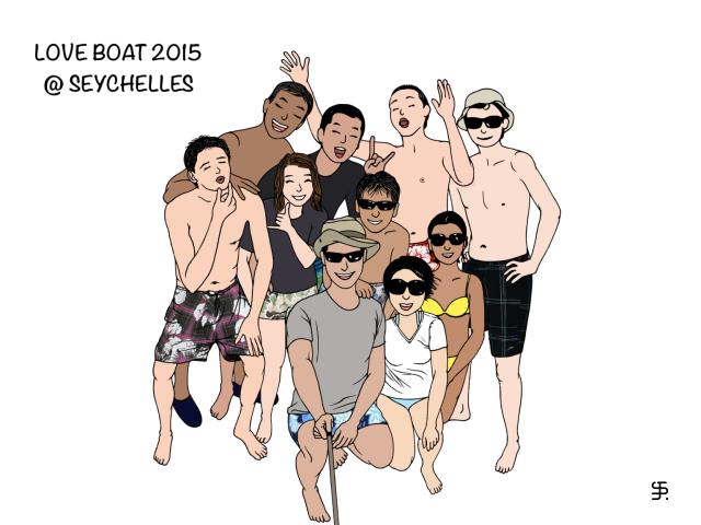 Love boat 2015