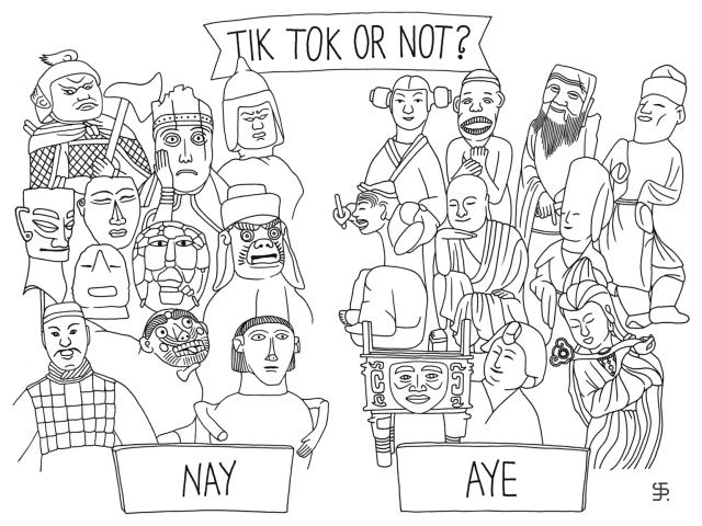 2018.06.01 - Tik Tok or not?